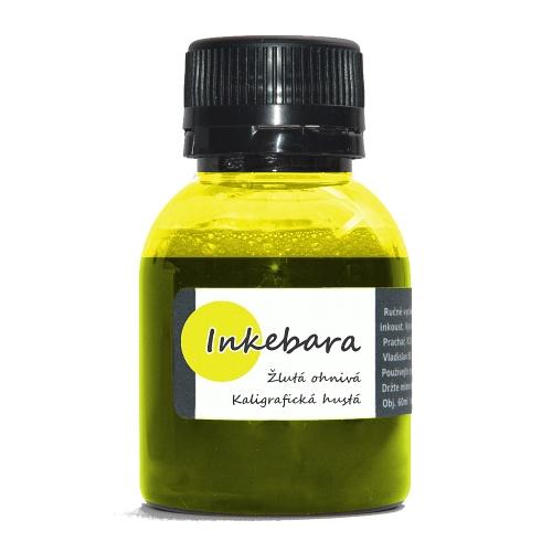 Inkebara žlutá ohnivá 60 ml