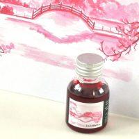 LE kaligrafický inkoust Inkebara, růžová východní, 60 ml