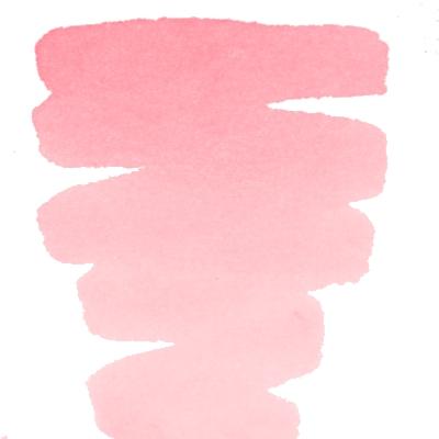 Inkebara pastelová růžová