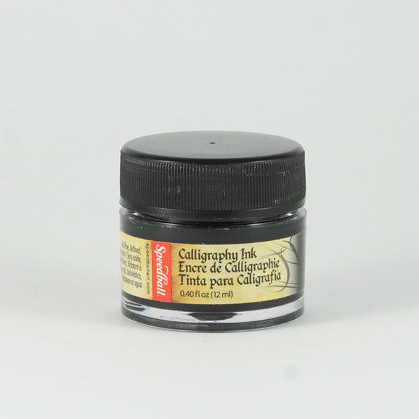 Speedball černý, 12 ml