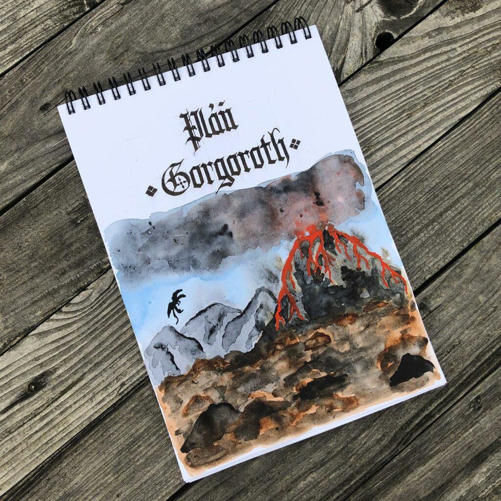 Pláň Gorgoroth